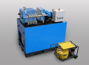 Filterpresse für Betonschlamm KSE 300
