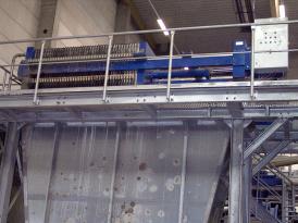Kammerfilterpresse KSH 1000