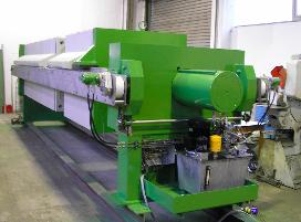 Kammerfilterpresse KSH 1200